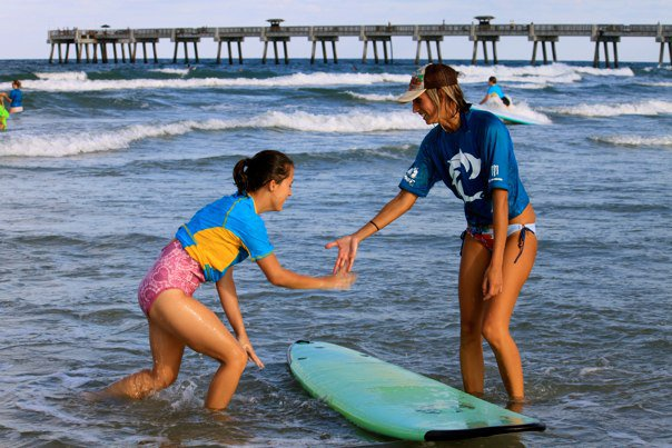 Special Olympics Surf Camp, 2011, Photo Amanda Tapley