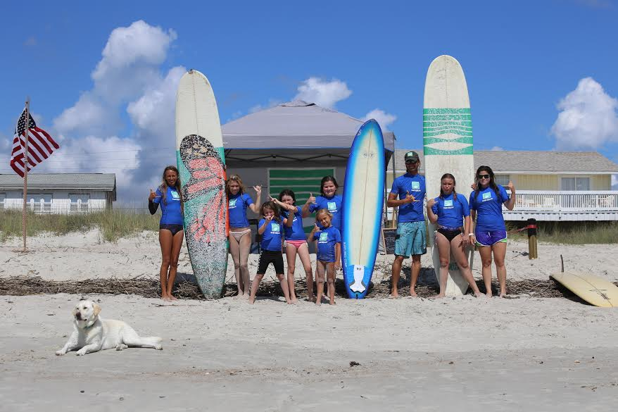 Surf Asylum All Girls Surf Camp, Photo: Stephanie Nichols
